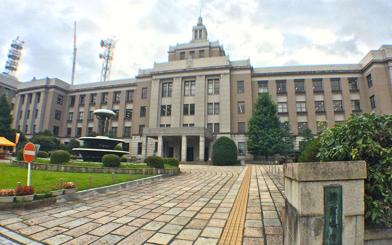 【画像1】滋賀県庁(写真撮影:井村幸治)