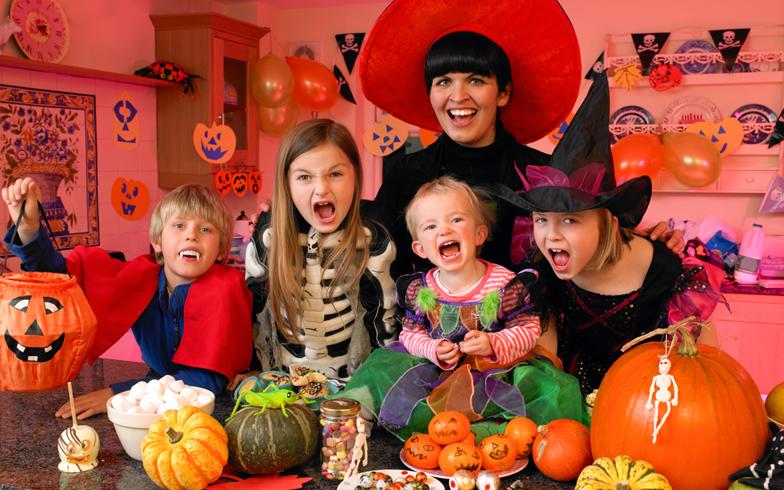 プロに聞く・子どもと楽しむ「ハロウィンパーティ」飾りとレシピ