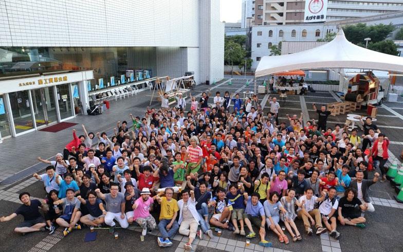 【画像1】第9回のリノベーションスクールの様子。全国から多数の受講生が集まった(写真撮影:リノベーションスクール)