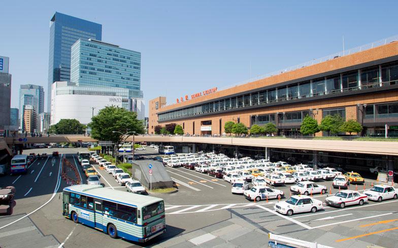【画像4】東北最大のターミナル駅「仙台駅」西口駅前広場も再整備される(画像提供:仙台観光国際協会)