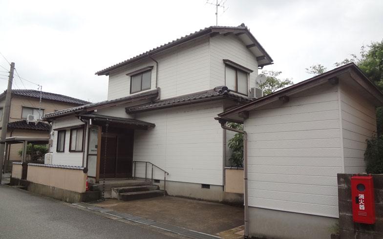 【画像1】購入した築29年の中古住宅外観(写真提供:喜多ハウジング)