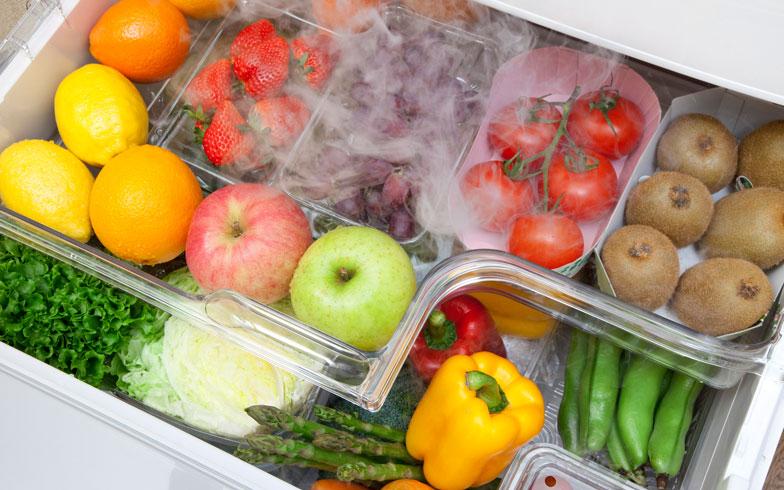 賞味期限が切れていても食べる派9割!冷蔵庫に関するアンケート