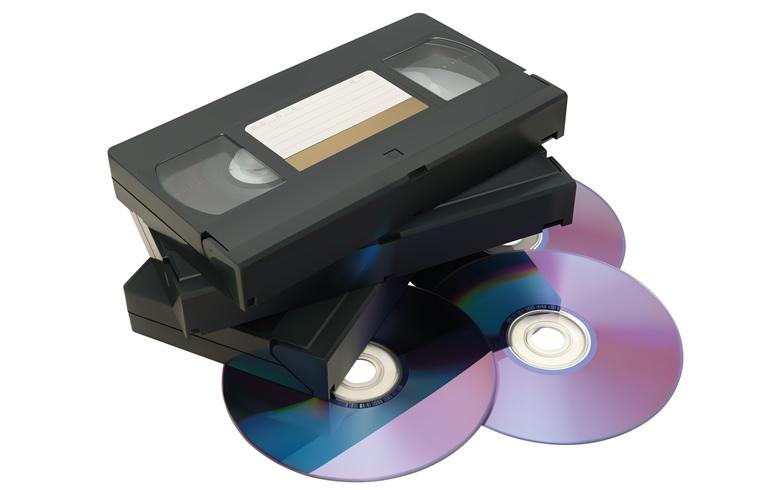 「ビデオテープ」生産終了。大切な映像はDVD化しよう
