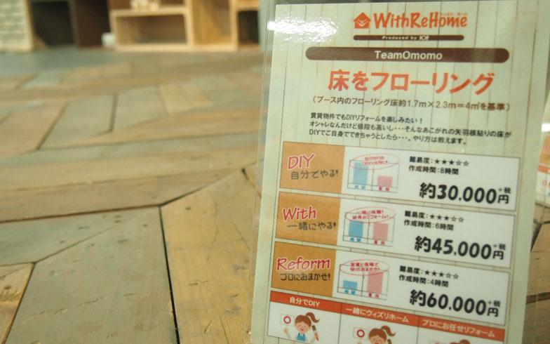 【画像1】店内のいたるところにこのような3種類の価格目安が書かれた掲示が置いてある(撮影:SUUMOジャーナル編集部)