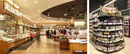 【画像8】1階食品売り場「イオンスタイル」は、輸入食材の種類が豊富(写真撮影:倉畑桐子)
