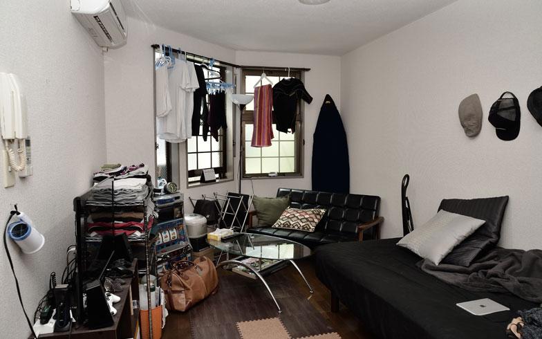 【画像3】ホームステージング前の室内(写真撮影:株式会社サマンサネット)