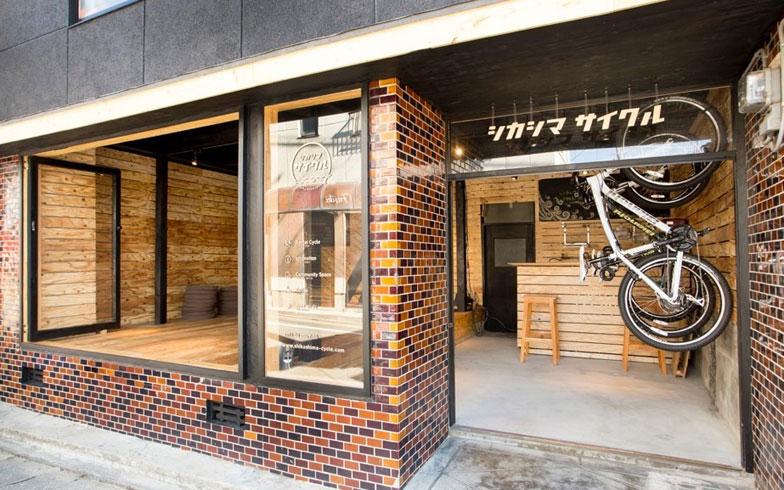 【画像4】昨年からレンタサイクルとカフェを備えた店をオープンし、出店のモデルケースとなるため事業のノウハウを蓄積、相談の際には自らの体験談も交えながらアドバイスする予定だ(画像提供/カラクリワークス)