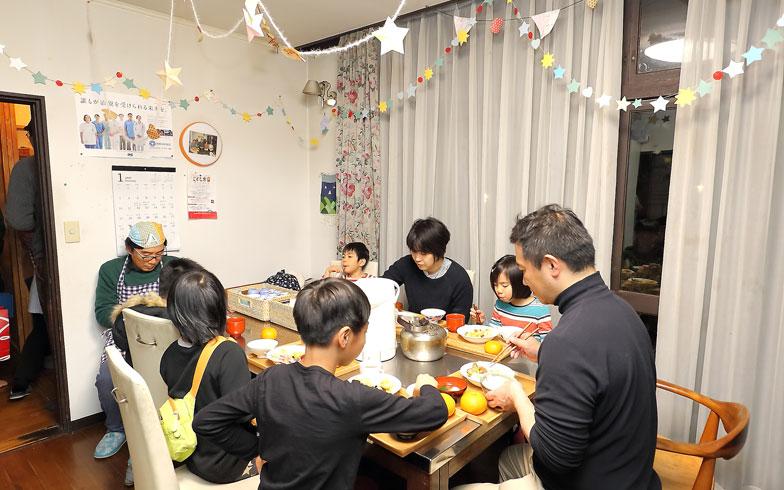 こんな食堂あったらいいな、みんなで食べる「子ども食堂」