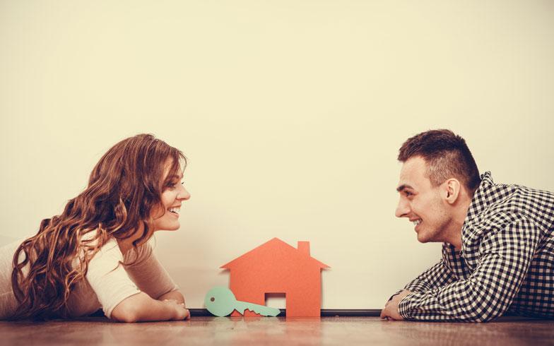 夫は何もしない、妻は直感で行動、夫婦円満な住宅購入の秘訣