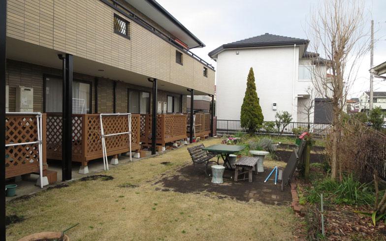 【画像14】庭が100坪!家庭菜園もあり、気候の良いときには憩いの場になっているそうだ(写真撮影:藤井繁子)