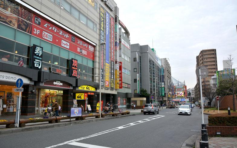 【画像3】今後さらに注目が高まることが予想される和光市。駅前の商業圏はこぢんまりしているものの、都心に近いため、買い物には不便を感じることはなさそう(写真撮影/次にくる住みたい街はここだっ!取材班)
