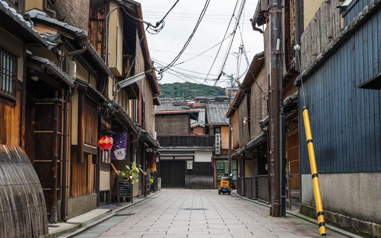 """京都市の民泊施設は7割が無許可か """"観光都市""""京都の民泊の実態"""