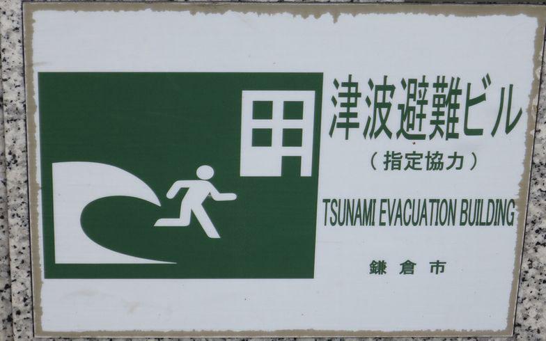 自然豊かな鎌倉に住む[上] リアル津波映像公開で防災意識を啓発