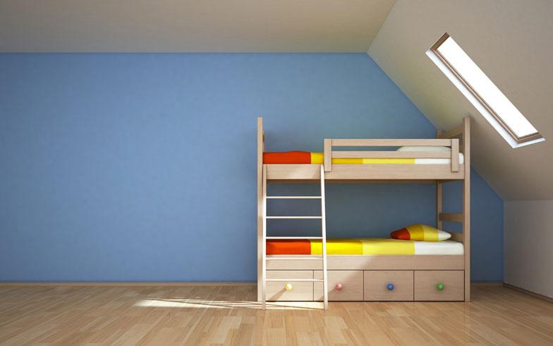 子ども部屋を用意するタイミングは? 2人部屋のゾーン分けは?