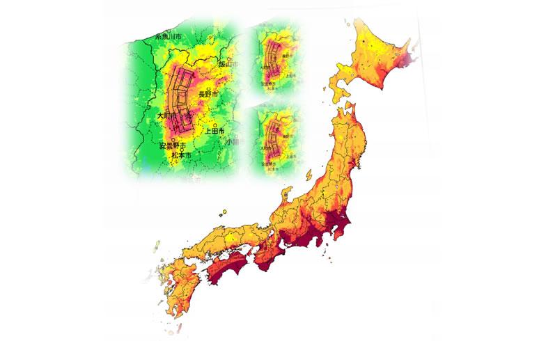 今後30年の間に大地震が起きる確率は? 地震動予測地図の見方