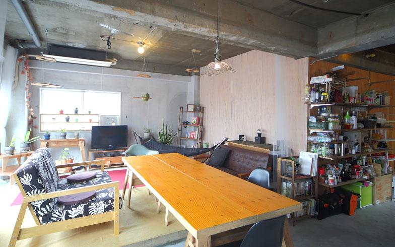 入居希望者があとを絶たない「DIYできるシェアハウス」の魅力