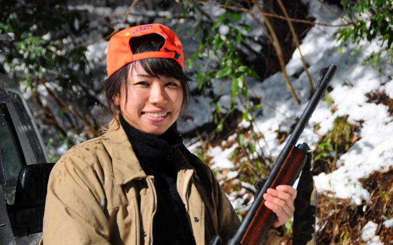 そうだ京都に住もう[中] 会社員を辞め、26歳で猟師になった女性