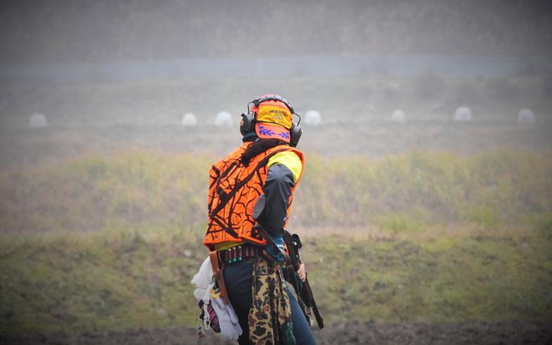 【画像2】狩猟では命の大切さを実感する(画像提供:林利栄子)