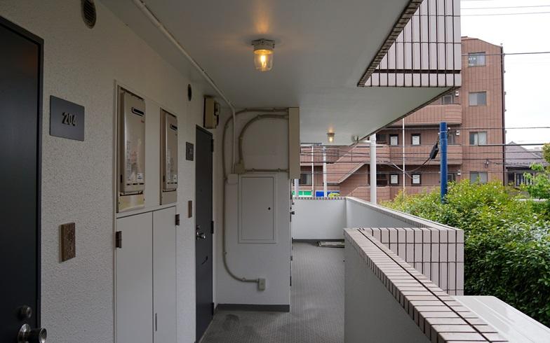 【画像7】ここだけ見れば一般的なマンションのようだ(写真撮影:SUUMOジャーナル編集部)