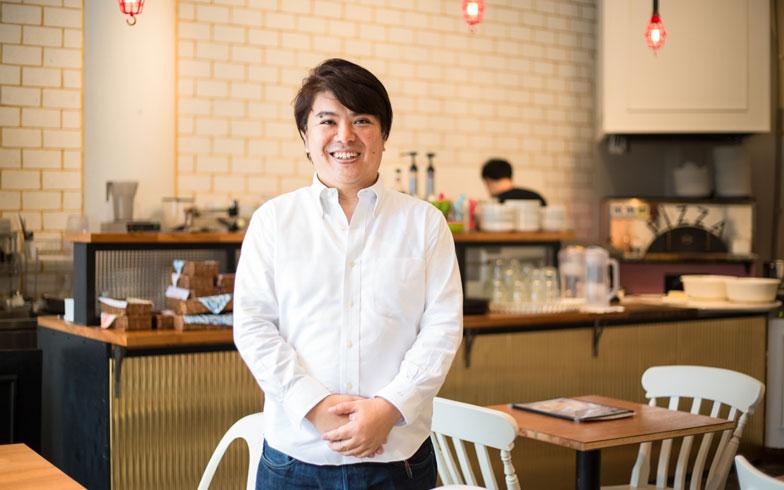 【画像1】メディアプロデューサーとしても活躍している杉本悟さん(写真撮影/片山貴博)