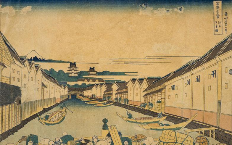 次期デザインに冨嶽三十六景が採用!江戸時代のパスポートとは?