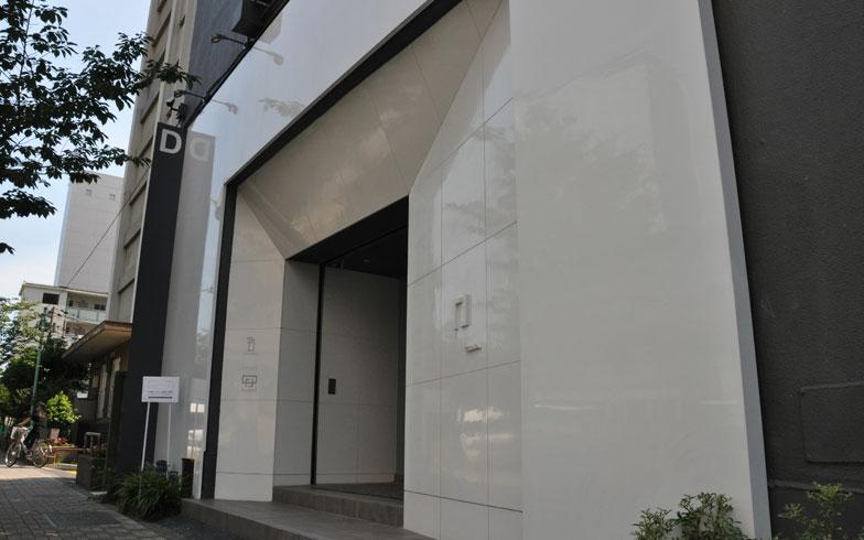 【画像1】天王洲アイルから徒歩5分、寺田倉庫の一角に誕生した「建築倉庫 ARCHI-DEPOT」(写真撮影/嘉屋恭子)