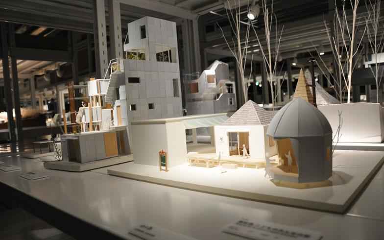 【画像12】女性建築家は、より繊細でどこか模型にもあたたかみがあるから不思議。o+hの作品「こどもみんなの家」(写真撮影/嘉屋恭子)