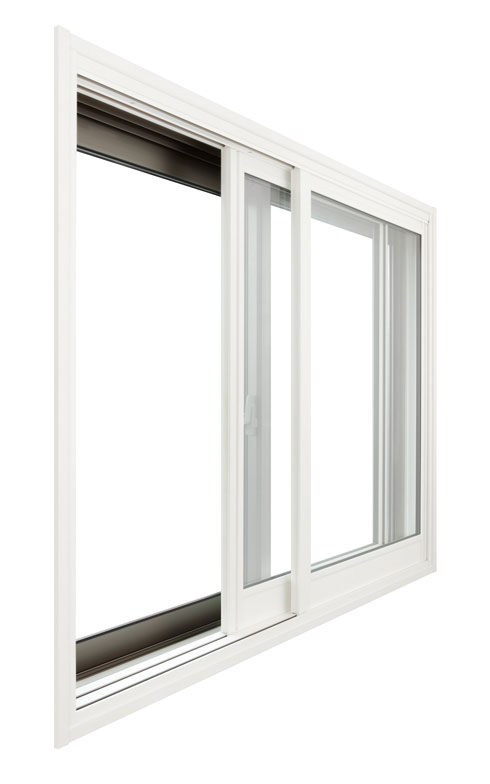 【画像6】インナーサッシは断熱性が高い樹脂製で、複層ガラスになっている。元の窓と合わせてトリプルガラス並みの高断熱に(写真/MUJI HOUSE)