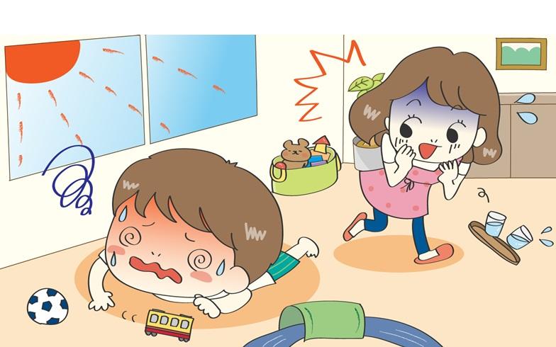 高齢者&乳幼児に多い! 室内熱中症から身を守る方法