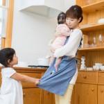 子ども2人以上のママ、不機嫌のモトは住まい? その解決策は?