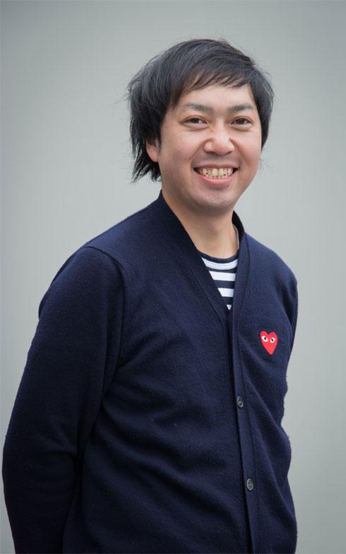 【写真1】小松洋介さん。2013年4月に設立したNPO法人アスヘノキボウの代表理事、2014年4月から女川町商工会職員(写真提供:小松洋介さん)