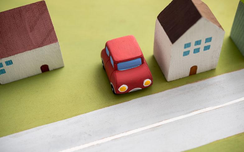 """家を購入するとき、建物だけでなく、接する""""道路""""も確認を!"""