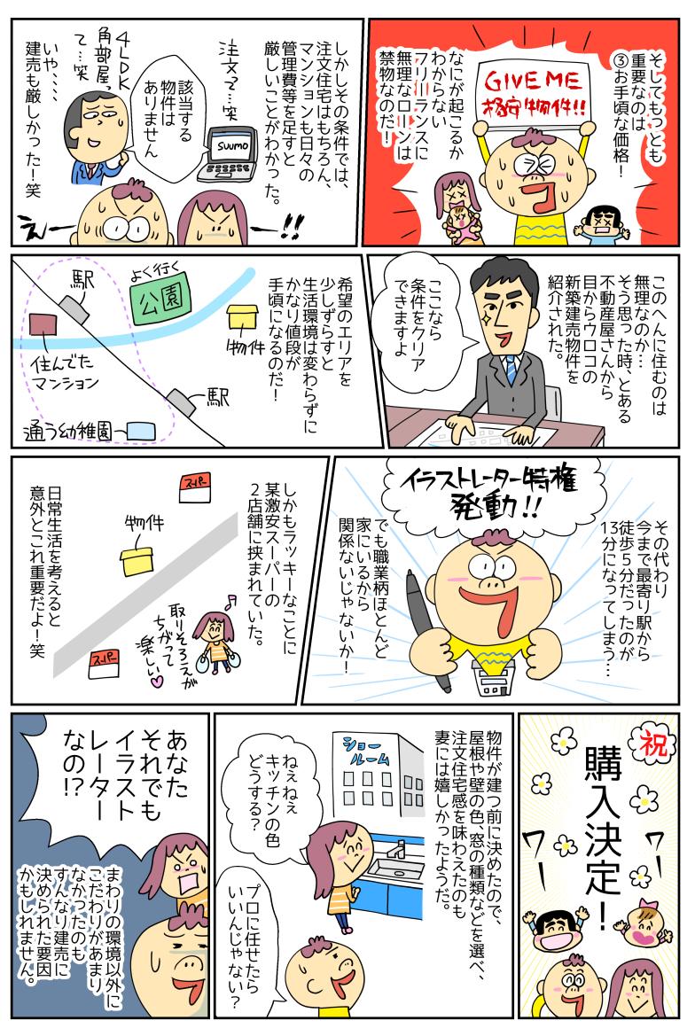 2ページ(イラスト/つぼいひろき)