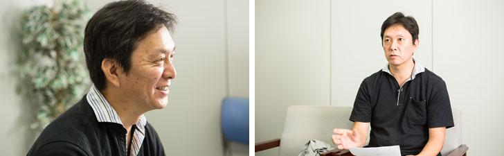 【画像1】実際にタワマンで暮らす住民への取材を重ね、シナリオ制作は数年かかったと語る浅野敦也プロデューサー(写真撮影/片山貴博)