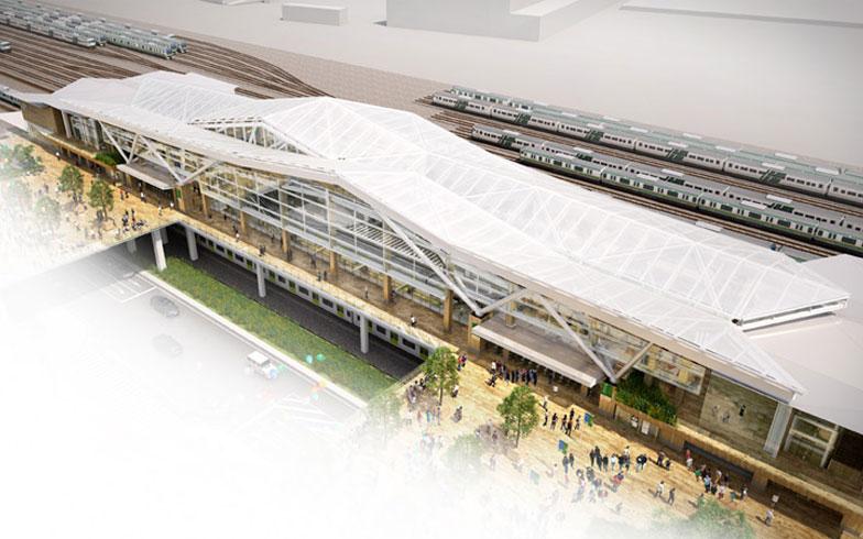 これからの都心鉄道[2] 山手線新駅、2020年に向け着々と進行中