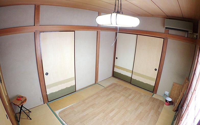 【画像1】この古い旅館の一室のような部屋を、明るい子ども部屋にしたい!(写真撮影/玉置豊)