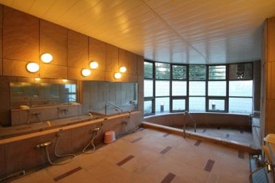 大浴場。画像:シェア・デザイン