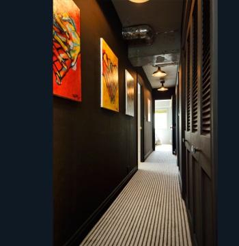廊下。画像:ホームテック