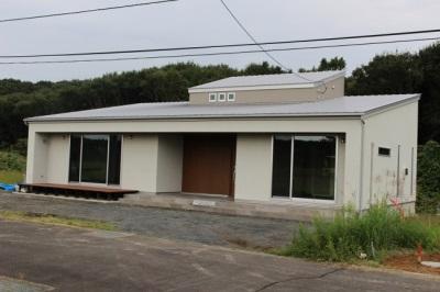 建売住宅(在来木軸工法)。画像:JR東日本グループ