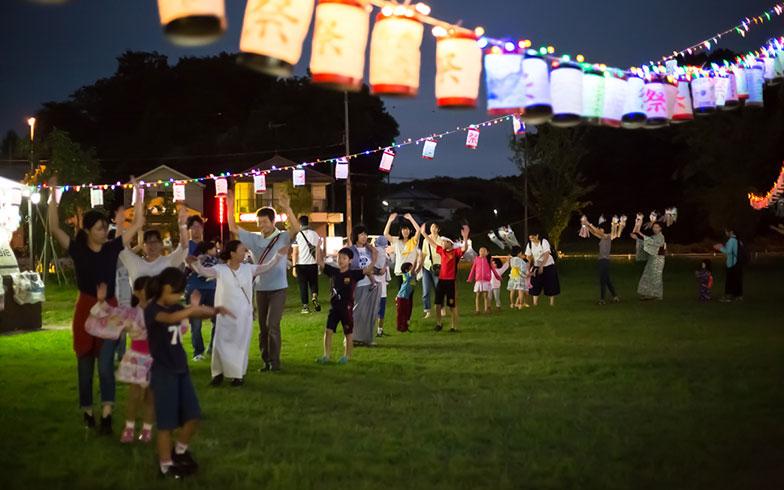 子どもたちに思い出を。住人がイチからつくった地域の夏祭り
