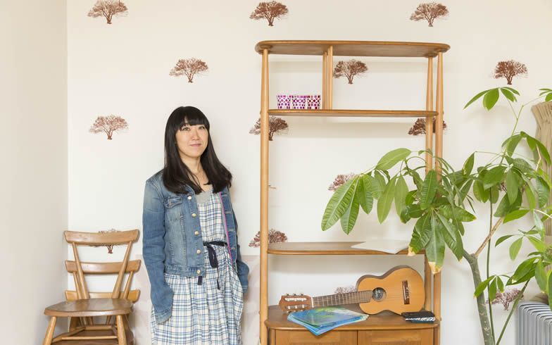 町田康、大宮エリーが語る 本と音楽と映画の家での楽しみ方