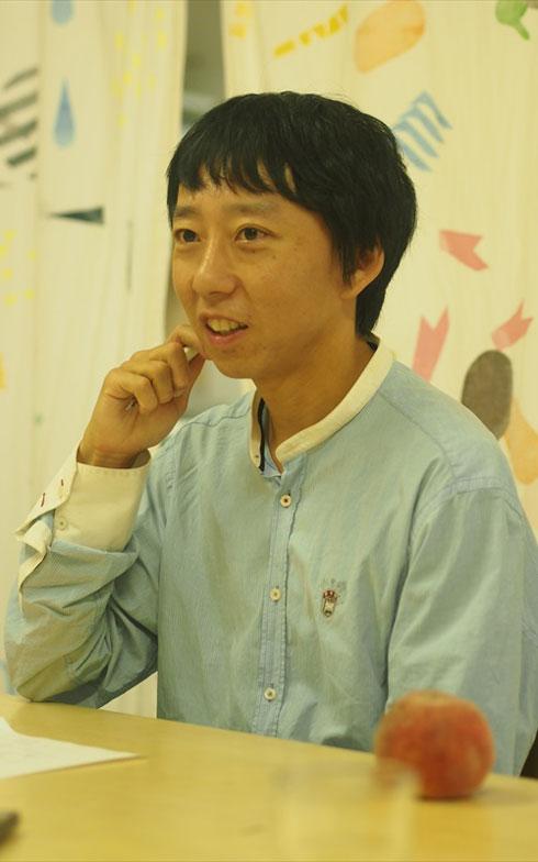 【画像2】終始やさしいトーンで語る伊藤さん(写真撮影/SUUMOジャーナル編集部)