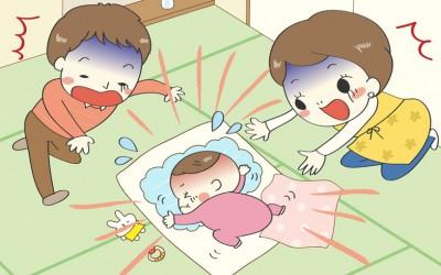 子どもが息をしていない! 家庭で起きる窒息、どうやって防ぐの ...