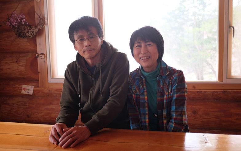 【画像1】文江さんは看護師、達也さんはNTT職員として東京で働いていたが、達也さんが会社に希望を出し、文江さんのふるさとでもある札幌へ転勤。その後、美流渡へ移住した(写真撮影/來嶋路子)