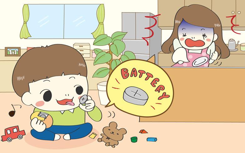 年末年始は特に注意。子どもの「誤飲・誤食」を防ぐには?