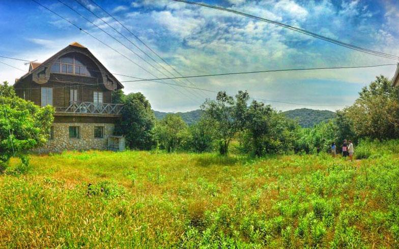 【画像4】淡路島にある別荘。現在、管理する人材を募集中だ(写真提供/ハンモサーフィン協会)