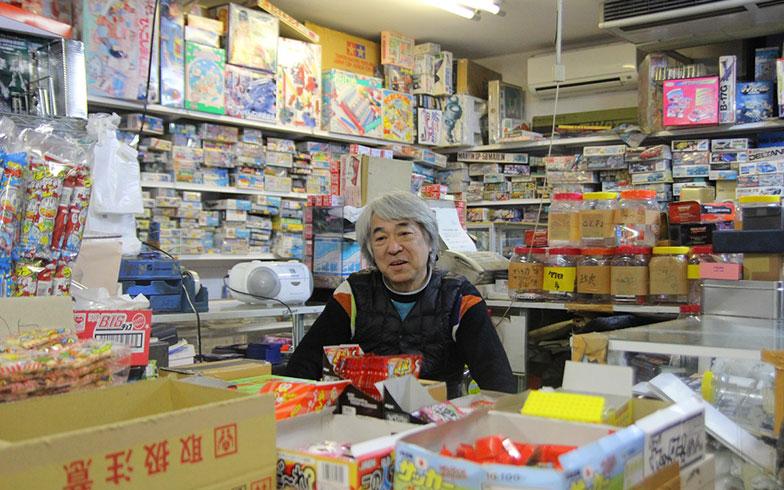 【画像13】こちらが店主。通称「トシちゃん」(写真撮影/小野洋平)