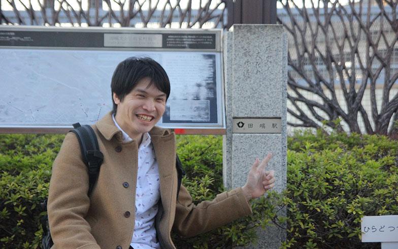 【画像15】「田端は伸びしろだらけ」。そう語る櫻井さんは終始、楽しそうだった(写真撮影/小野洋平)