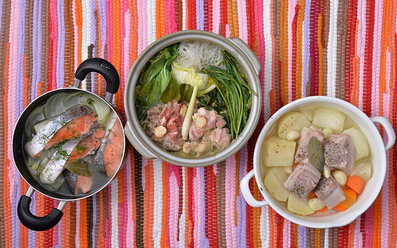 """まだまだ恋しい""""あったか~い鍋""""。自宅でつくれる世界の鍋料理3選"""