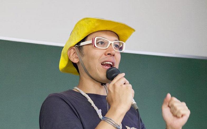 【画像3】講演を行う星野さん(写真提供/NPO法人コドモ・ワカモノまちing )